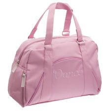 Capezio B46 Childrens Dance Bag in Black or Pink