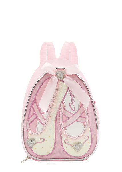Capezio's B122C Ballet Shoe Slippers Back Pack