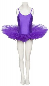 Katz Premium Tutu in Deep Purple
