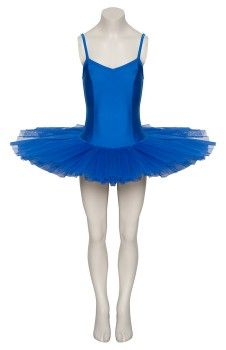 Katz Premium Tutu in Royal Blue