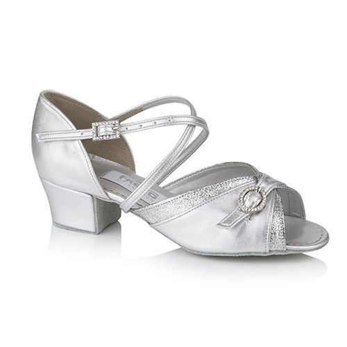b2de74406a8b A Dancers World Lara Ballroom Dancing Shoe