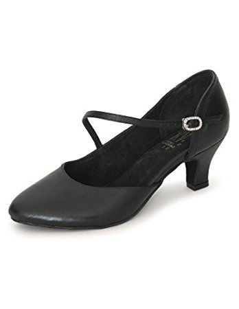 RV801 2'' Ladies Latin and Ballroom Shoe