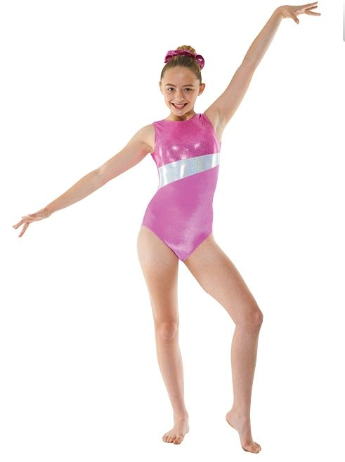 2831c2a41881 Tappers   Pointers Gym 12 Leotard - A Dancers World Northampton ...