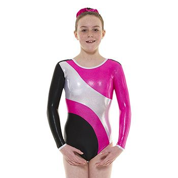 Tappers & Pointers Gym 42 Leotard in Pink