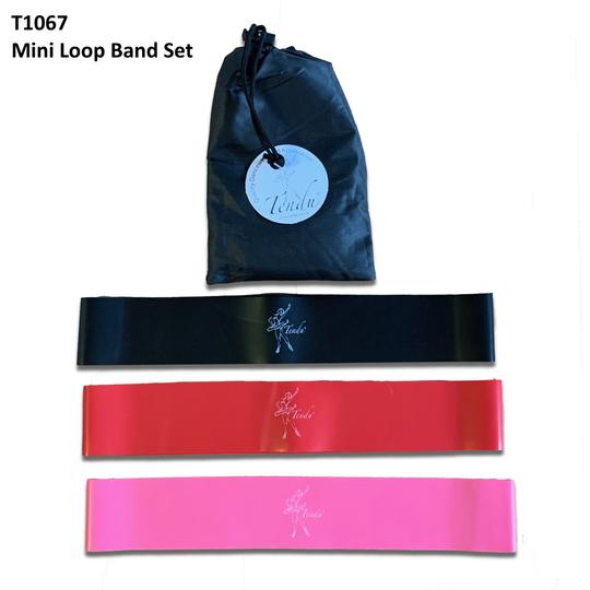 Tendu Mini Loop Band Set T1067