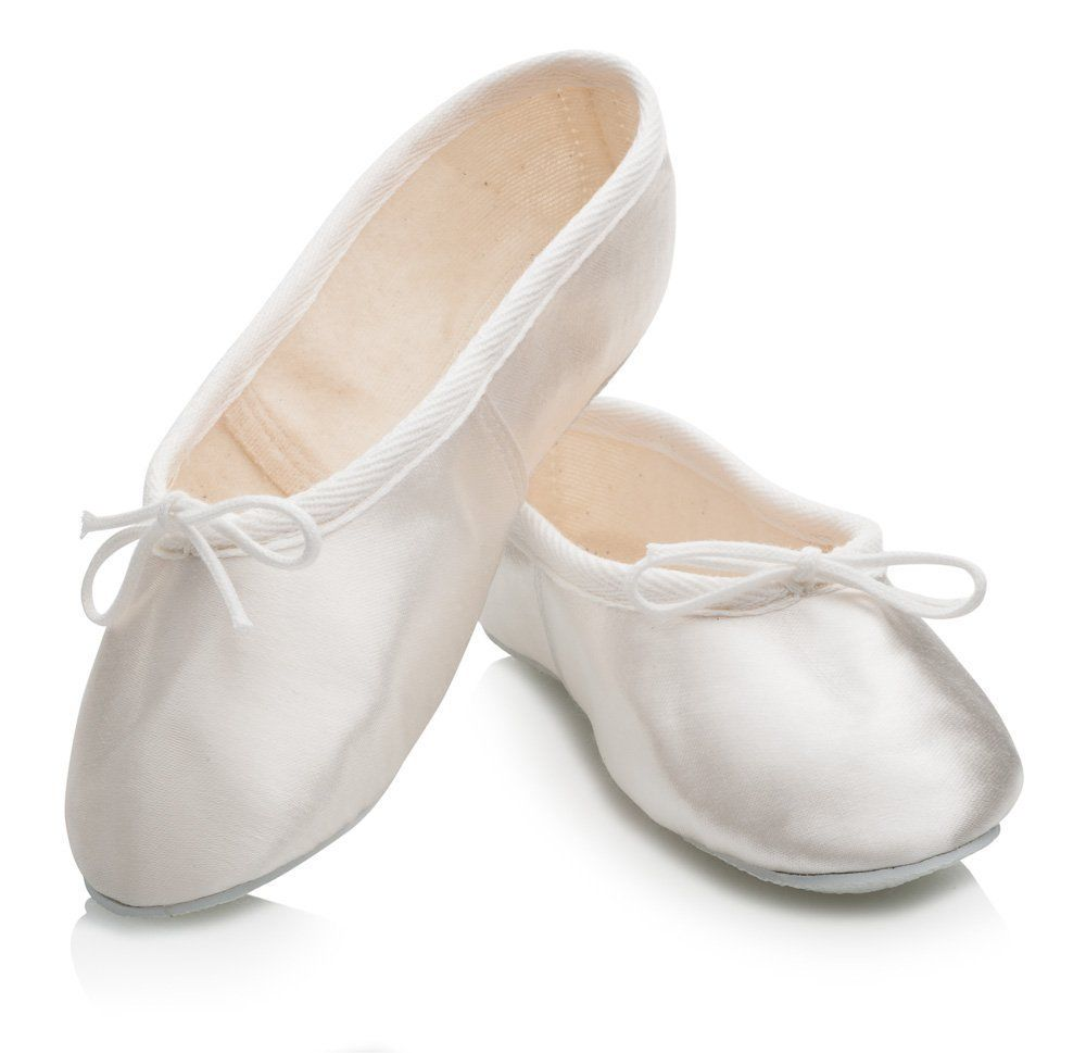 6bac9bbc564e Pink Satin Ballet Shoes from A Dancers World Dance Store