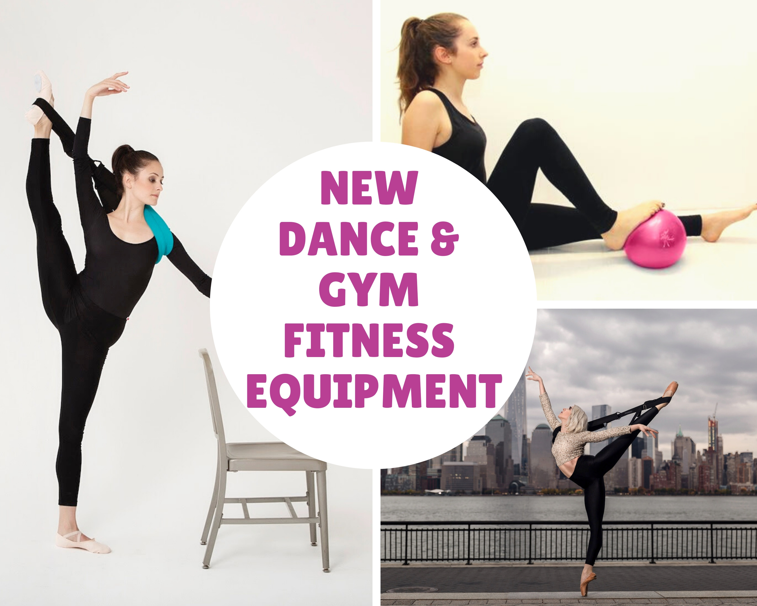 Fitness and Stretching Equipment